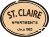 St. Claire Apartments | Downtown San Jose, CA | Luxury Loft Apartments Logo